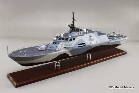 Just off the workbench uss freedom lcs 1 model sd model makers - Uss freedom lcs 1 photos ...