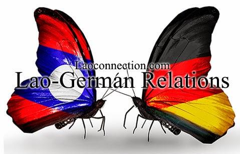 Laoconnection.com Lao-German Relations image