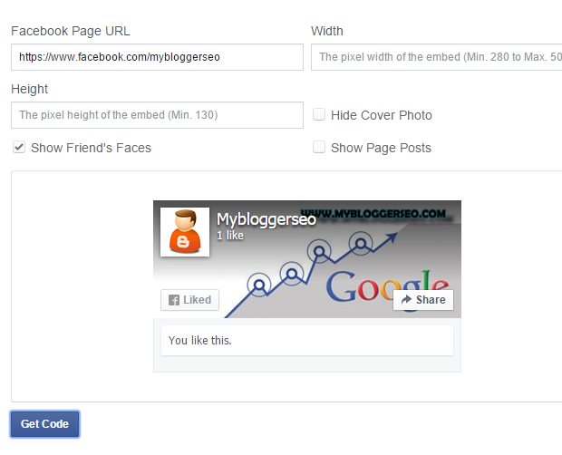 Adicionando-novo-page-plugin-facebook-no-blogger