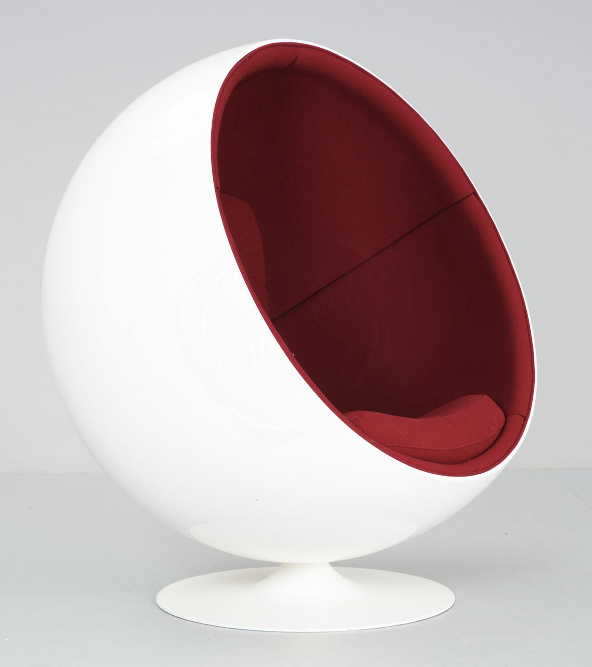 eero aarnio ball chair eero aarnio ball chair 3d model. Black Bedroom Furniture Sets. Home Design Ideas