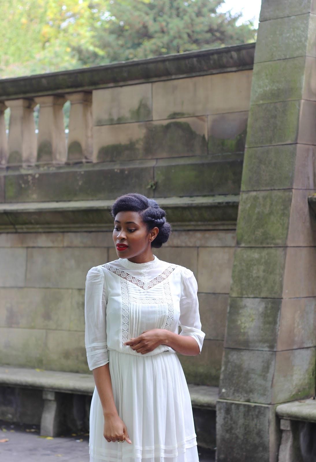 vintage style blogger uk