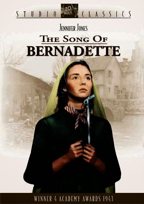 Image result for jennifer jones in song of bernadette