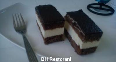 Ledene kocke | Recepti za kolače i torte