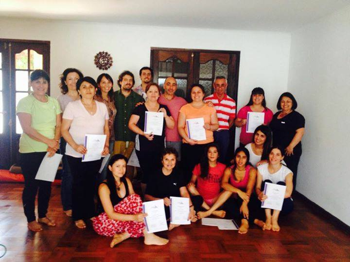 "Taller ""Introducción al Mindfulness"" dictado por Francisco Rivera (Ps. Clínico - Instructor Yoga)"