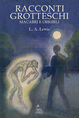 Racconti Grotteschi, 2012, copertina