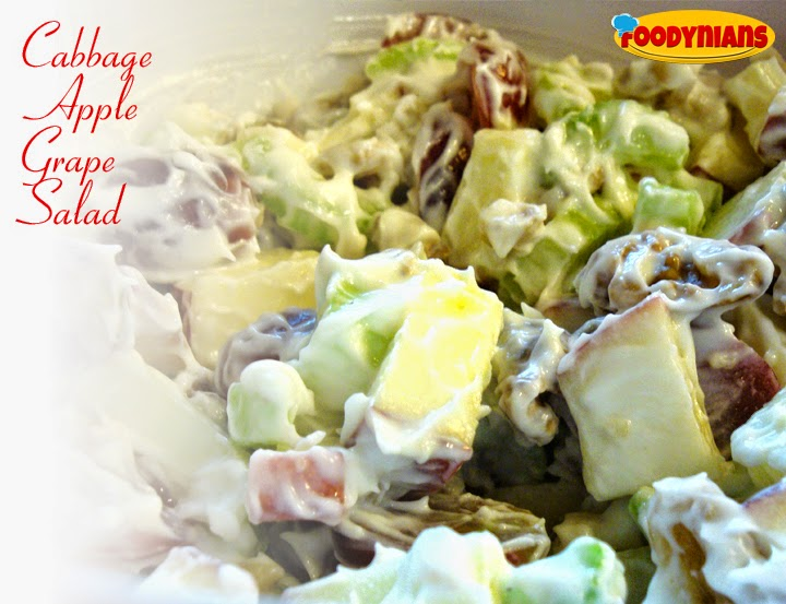 cabbage-apple-grape-salad