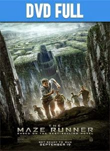 The Maze Runner DVD Full Español Latino 2014