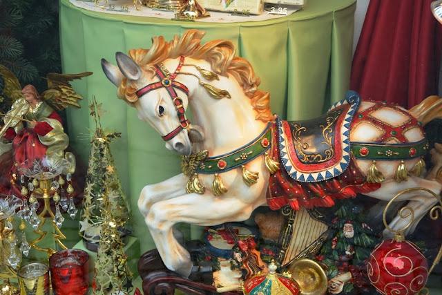 Oberammergau rocking horse