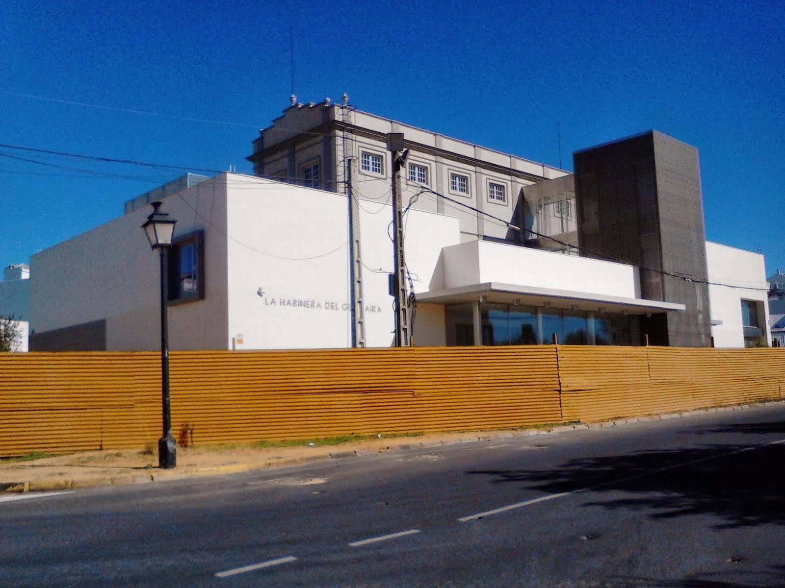FOTO DENUNCIA: La Harinera del Guadaíra: museo del derroche alcalareño.
