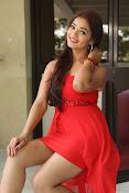 Ashwini glamorous photos in red-thumbnail-13