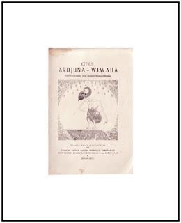 Kitab+Arjuna+Wiwaha 7 Kitab Kuno Peninggalan Zaman Kerajaan di Indonesia