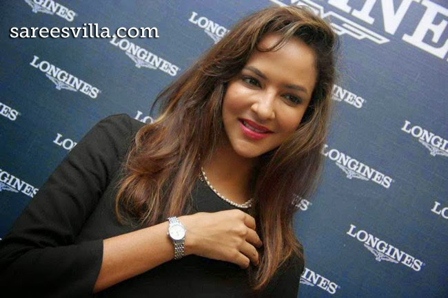 Manchu Lakshmi At Longines Brand Launch