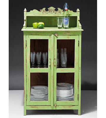 Muebles pr cticos por la decoradora experta alacenas para for Alacenas vintage
