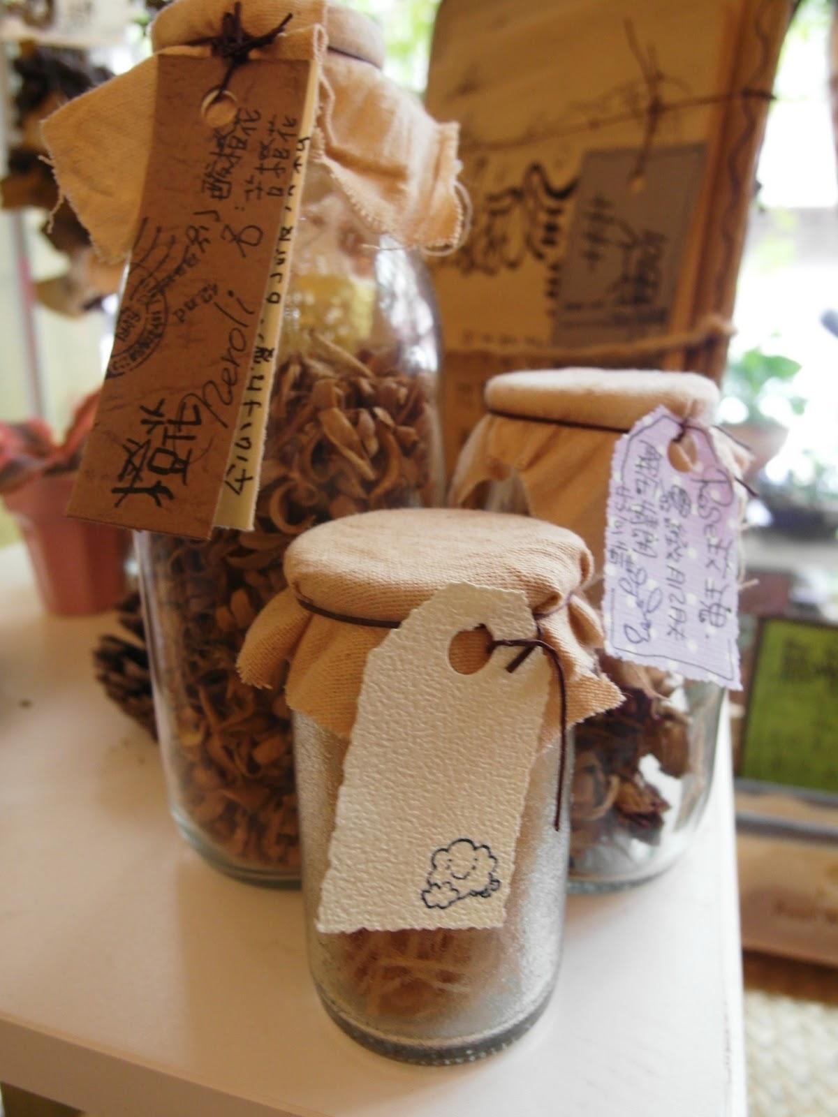 綠家庭手作皂坊: 手作乾燥花