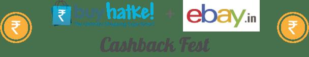 buyhatke ebay cashback fest