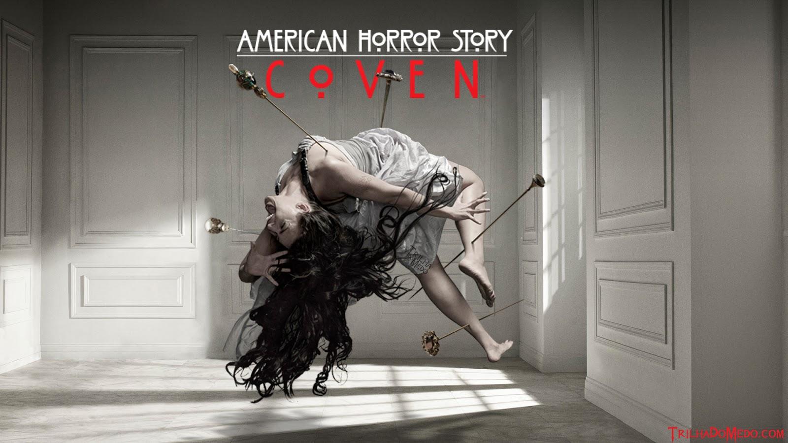 Santa Estupida 7 Motivos Para Assistir American Horror Story Coven