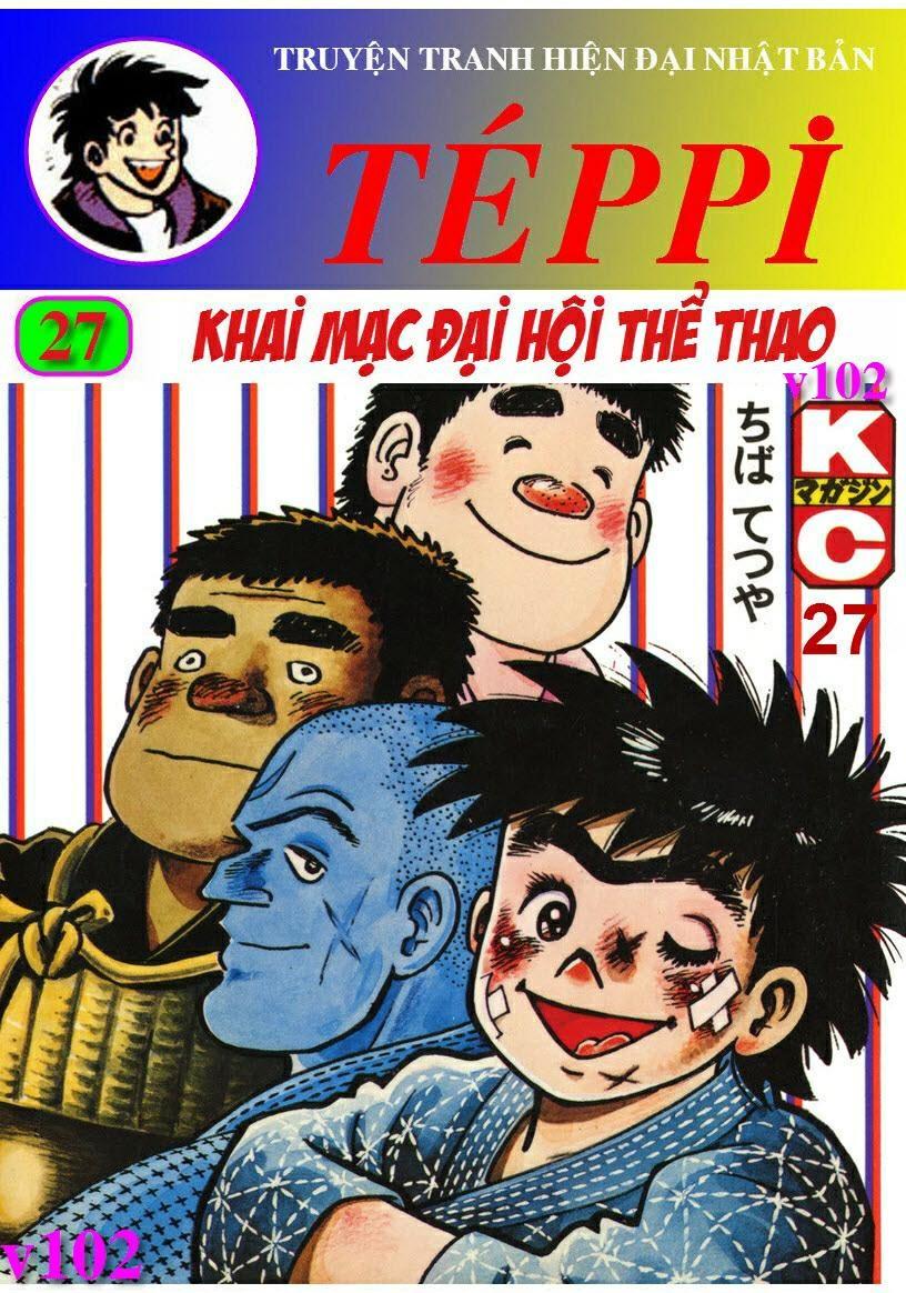 Siêu quậy Teppi chap 105 - Trang 1