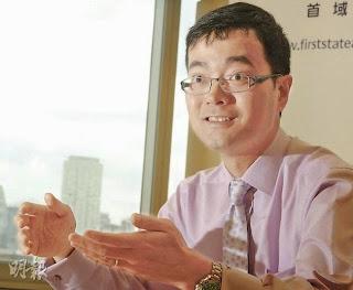談到意大利時裝名牌Prada來港上市,劉國傑認為,可以讓投資者明白要押注內地經濟發展,除了買H股或紅籌外,還有很多外國公司可選擇。