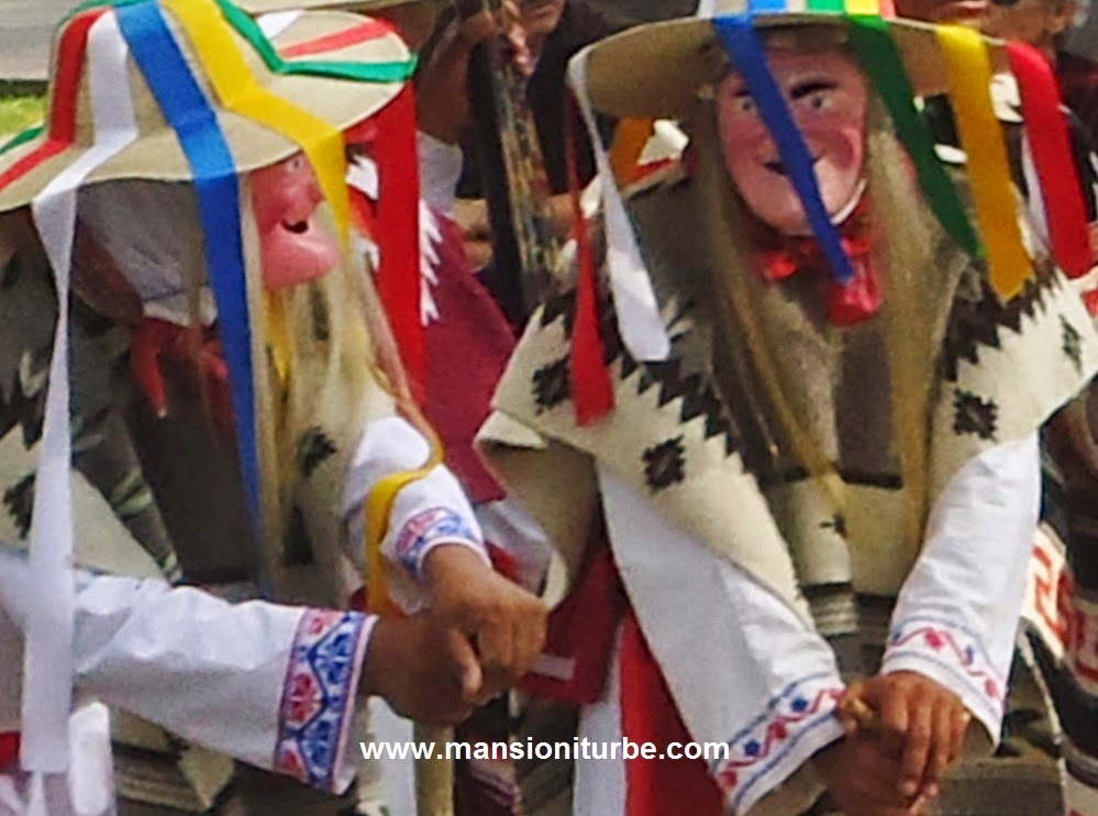 La Danza de los Viejitos de Michoacán originaria de Jarácuaro