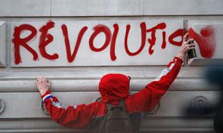 Den paradinomai re revolution