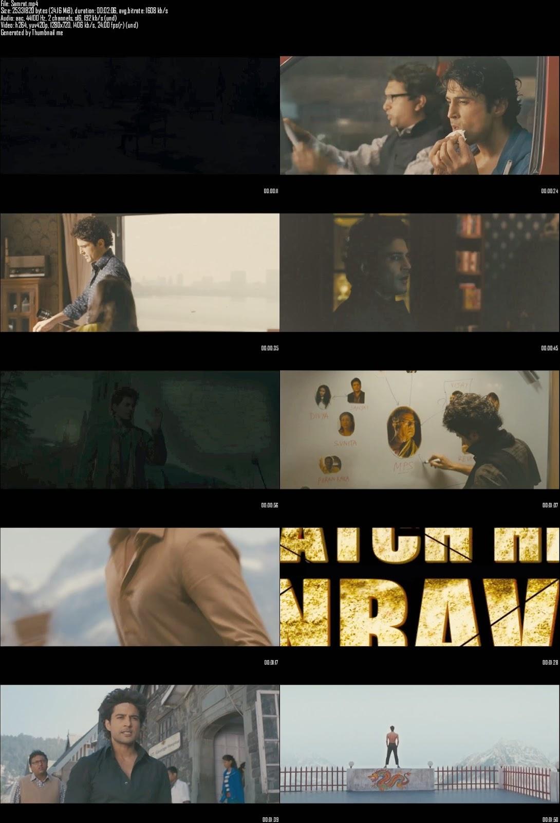 Mediafire Resumable Download Link For Teaser Promo Of Samrat & Co. (2014)