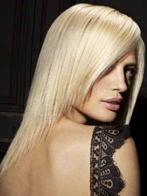 cabello largo grafilado