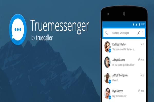 Buat Tampilan SMS jadi Menarik dengan Truemessanger 1.51 Apk