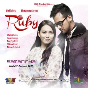"Tonton episod 11 -RUBY"" (Drama TV3 )"