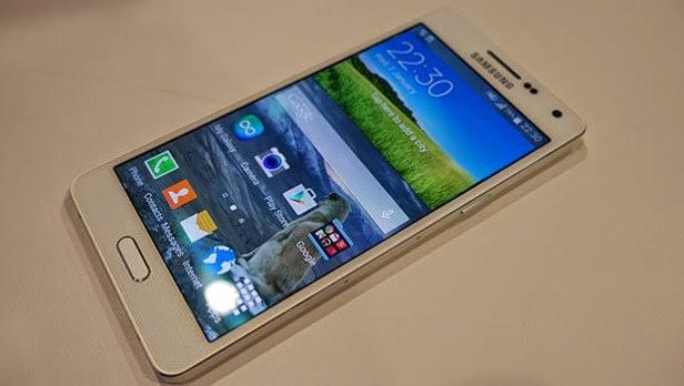 Samsung A5 Screen