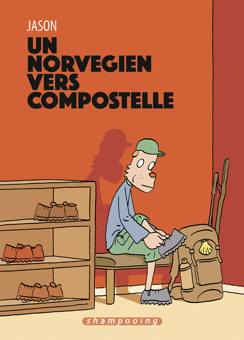 Un Norvegien vers Compostelle - Jason