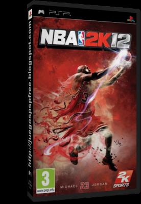 NBA 2K12 [Full] [1 link] [Ingles] [PSP] [FS]