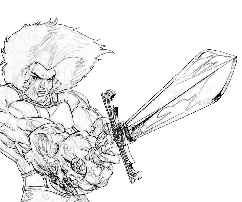 lion-o-power-coloring-pages