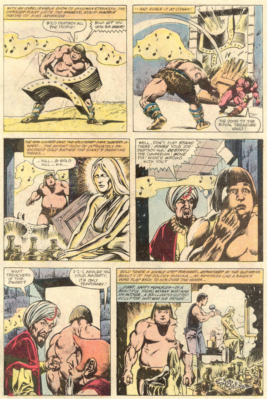 Conan the Barbarian (1970) Issue #137 #149 - English 20