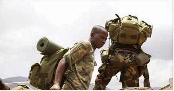 Baarlamaanka Somaliya Oo Ka Horyimid In Ciidan Ka Socdo Sierra Leone La Keeno Dalka