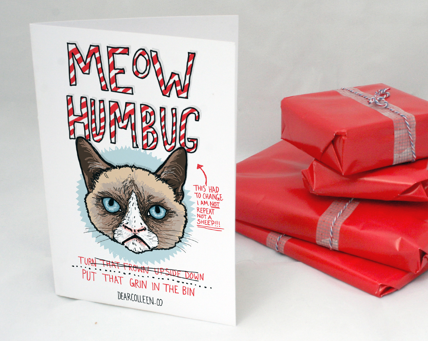 dear colleen: Free Printable Grumpy Cat Swag!