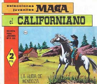 El Californiano-Ediciones Maga