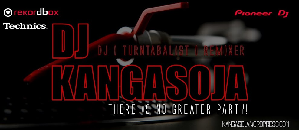 The Swedish DJ - KANGASOJA