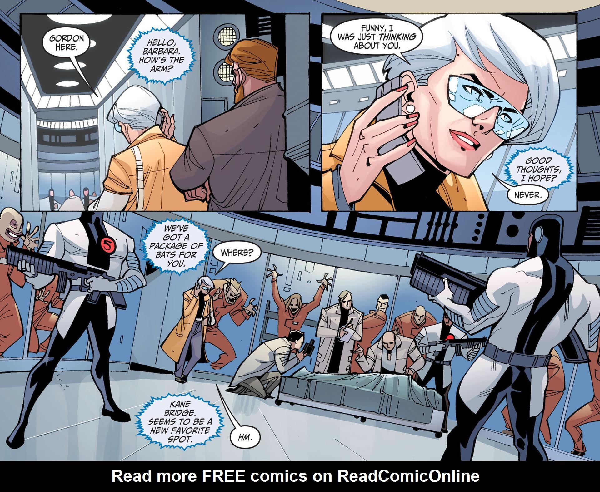 Batman Beyond 2.0 #1 #40 - English 15