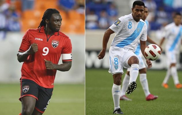 Trinidad y Tobago vs Guatemala en vivo