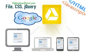 Cara Membuat Link JS Dengan Google Drive