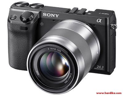 Daftar Harga Kamera Digital SONY Bulan Desember 2012