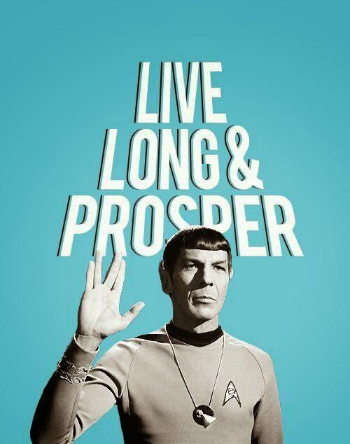 Star Trek : Adieu M. spock! Leonard Nimoy est décédé à l'âge de 83 ans...