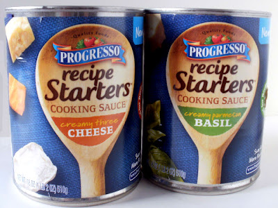 Progresso Creamy Three Cheese Recipe Starter, Parmesan Basil Recipe Starter
