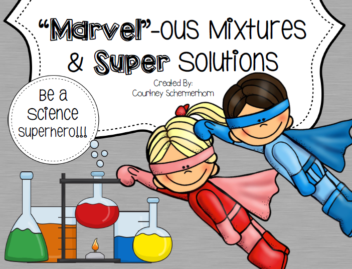 http://www.teacherspayteachers.com/Product/Mixtures-Solutions-Mini-Unit-for-Upper-Grades-1659346