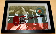 The WhoMiniatura Guitarra Gibson SG Pete Townshend Signature Model