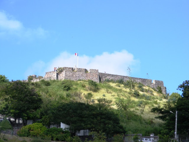 Fort St Louis Saint Martin
