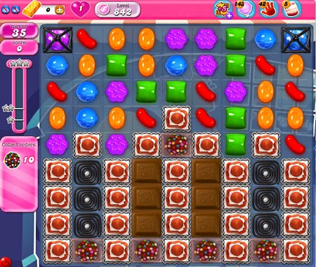 Candy Crush Saga 842