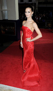 Kara Tointon at the Olivier Awards