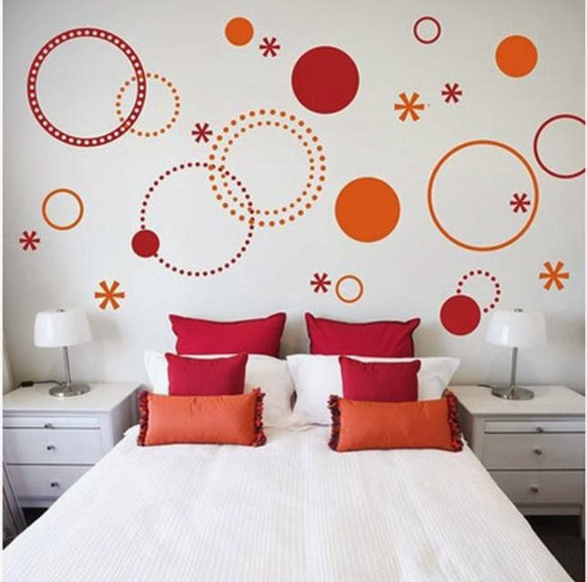 from bore to adore stencil wall painting practically organized rh practically organized blogspot com