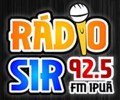 Rádio SIR FM de Ipuã ao vivo